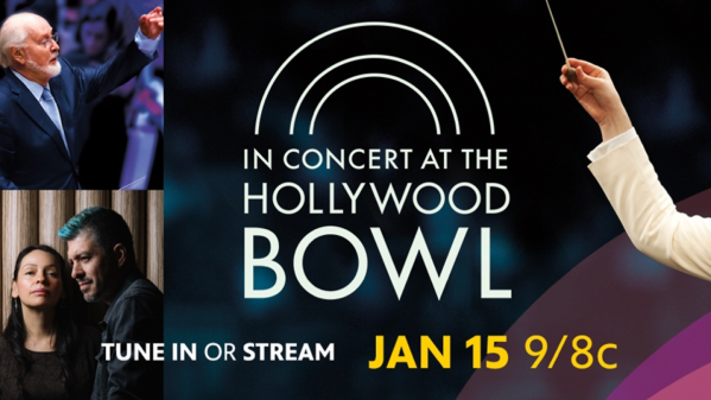 In Concert At The Hollywood Bowl National