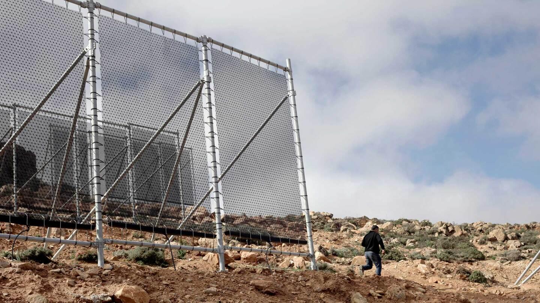 Mounir Abbar, fog manager for Dar Si Hmad in Morocco. (large) | Valeria Cardi/Thomson Reuters Foundation