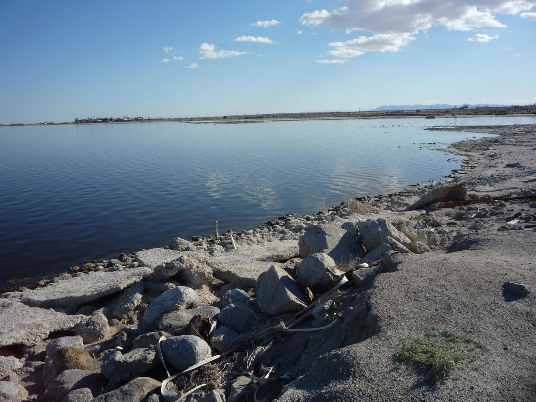 Salton Bay Hotel site
