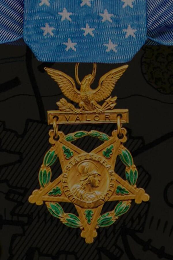 A Public Safety Officer Medal of Valor