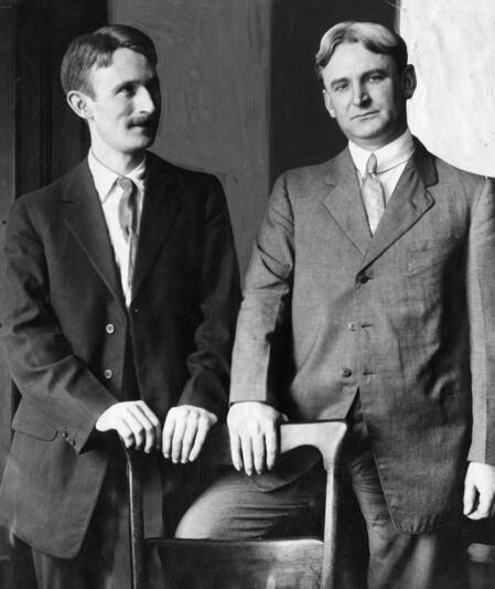 McNamara Brothers, ca. 1911 | Herald-Examiner Collection, Los Angeles Public Library