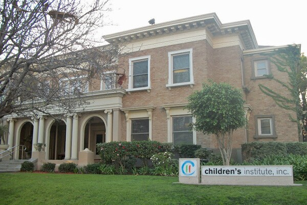 Children's Institute International on New Hampshire Street | Photo by Hadley Meares