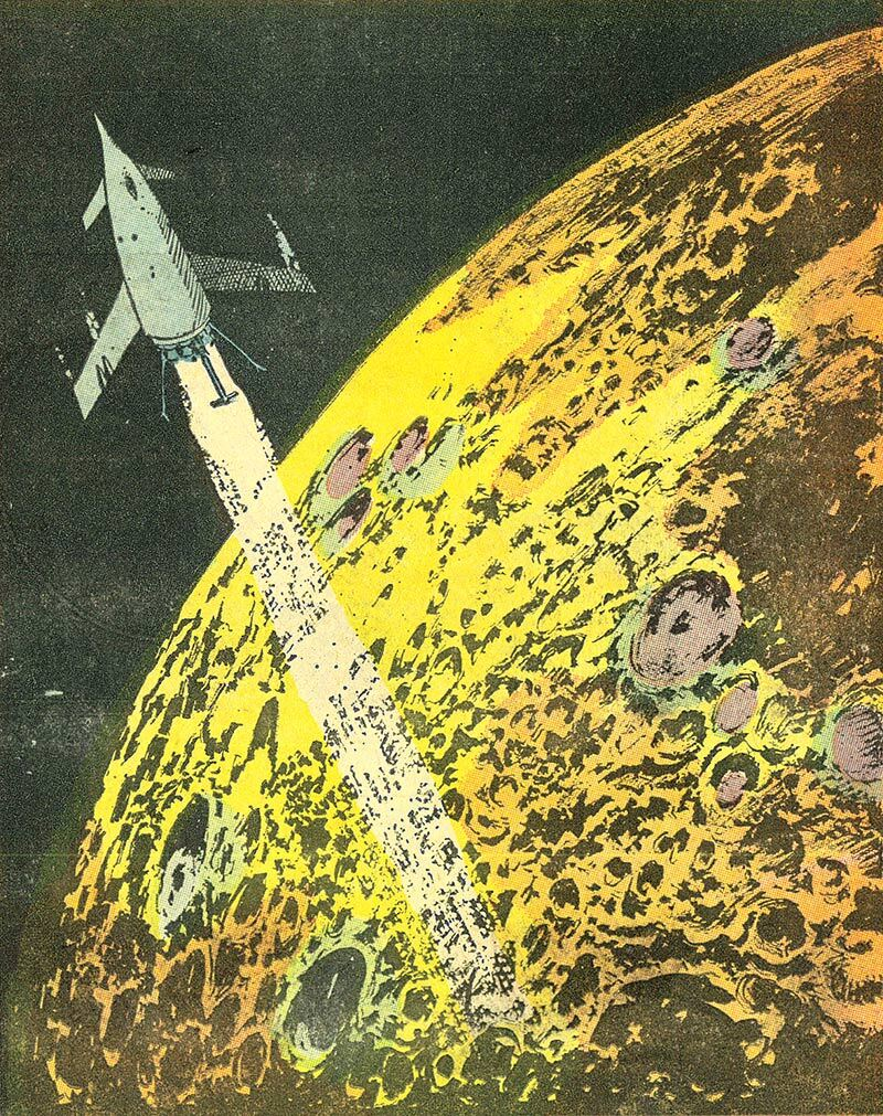 To the Stars, Dec. 1961 | Courtesy of Henry Cram