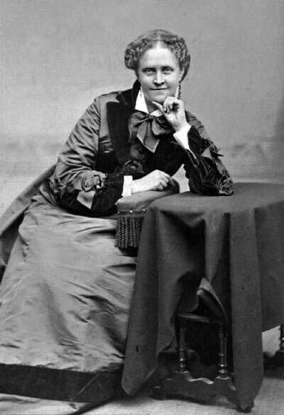 Helen Hunt Jackson (Small Portrait)