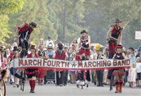 MarchFourth Marching Band in Pasadena