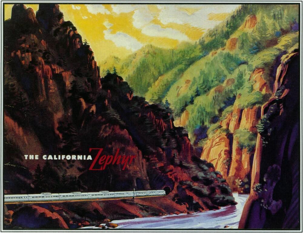 California Zephyr