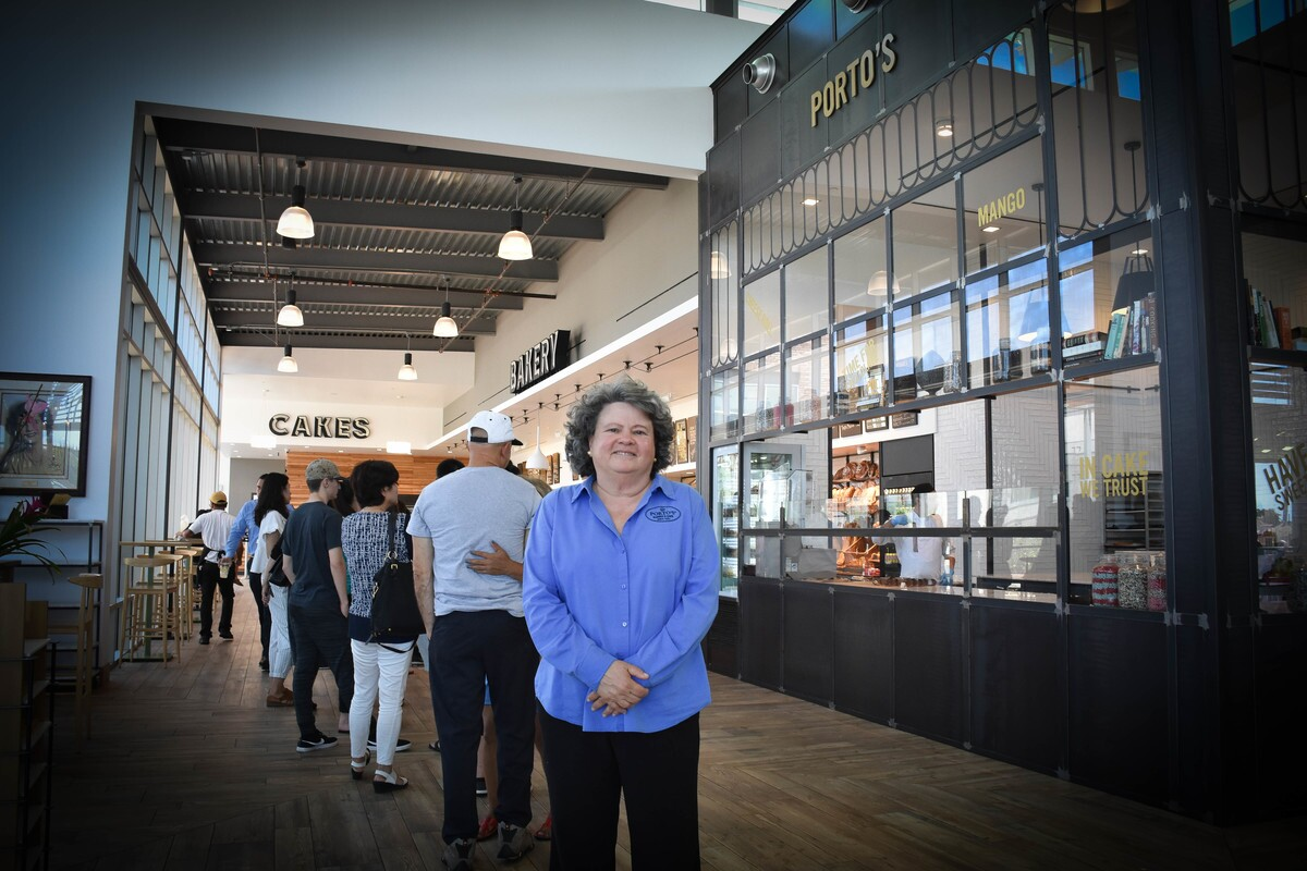 Betty Porto at the Buena Park location | Clarissa Wei