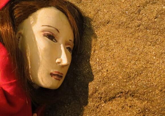 """Brenda, in """"Clouded Sulphur (death is a not undone),"""" 2014"""