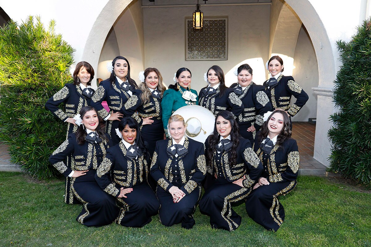 Mariachi Divas de Cindy Shea and Leonor Xochitl Perez, Ph.D. | Eddie Sakaki Photographer