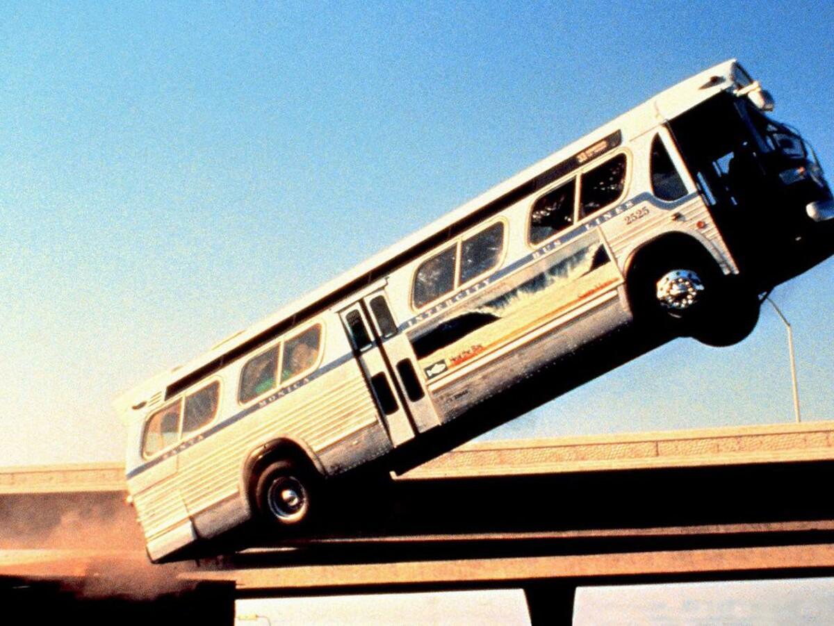 speed bus jump