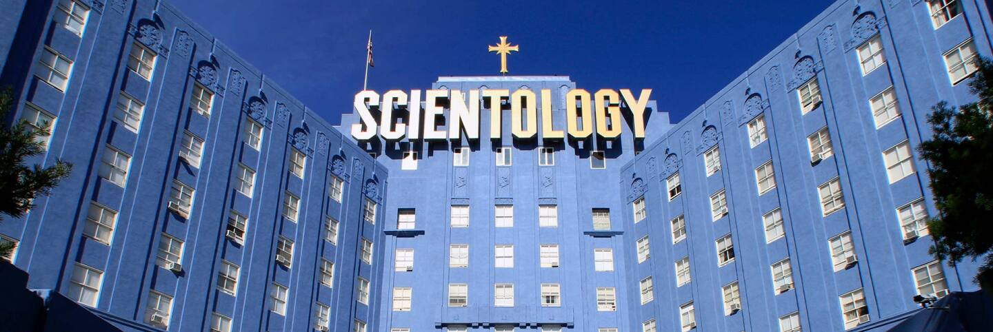 scientology pacific area command base
