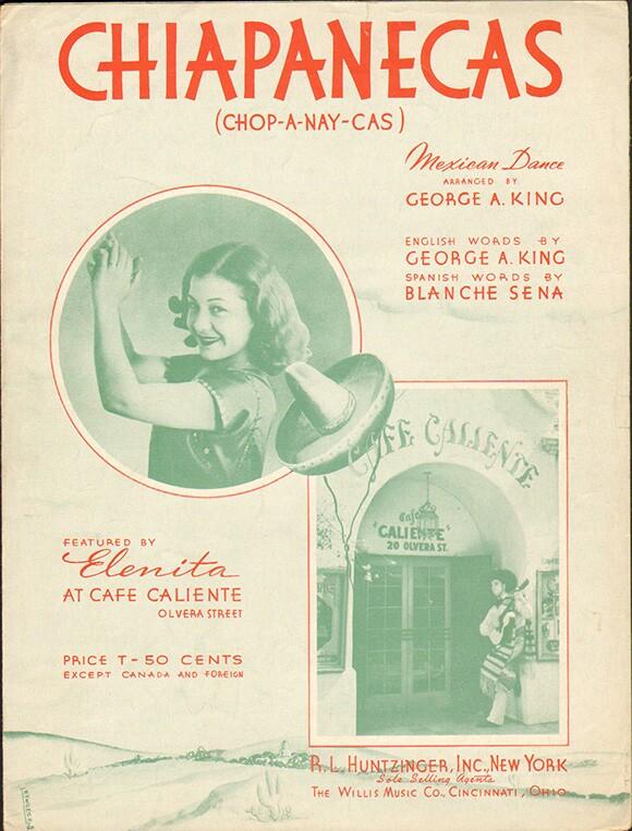 """Chiapanecas,"" 1938 | Courtesy of LAPL."