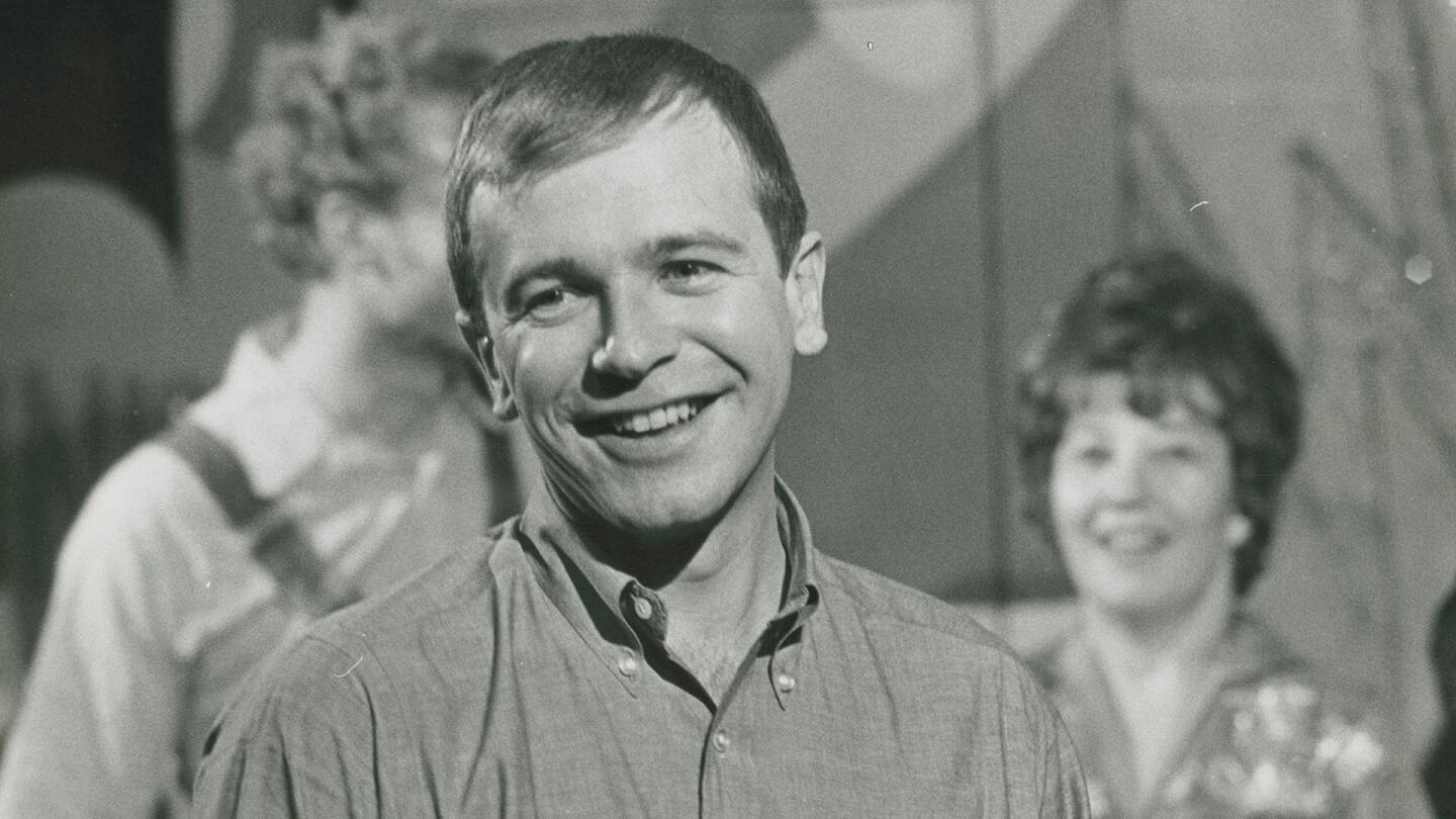 "Playwright Terrence McNally smiles. | From ""Terrence McNally: American Masters"""
