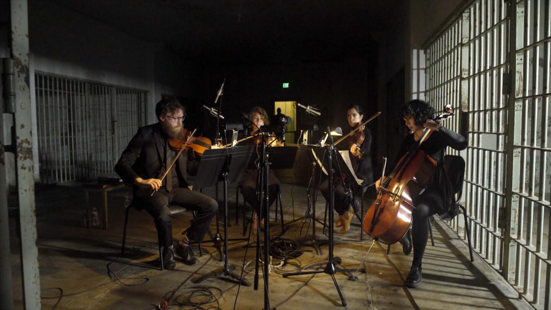 """""""Vireo"""" opera at Alcatraz"""