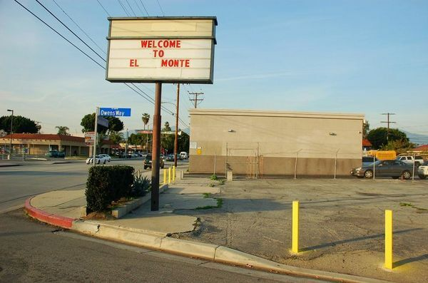 Welcome to El Monte | Photo by Alice Strong/SEMAP