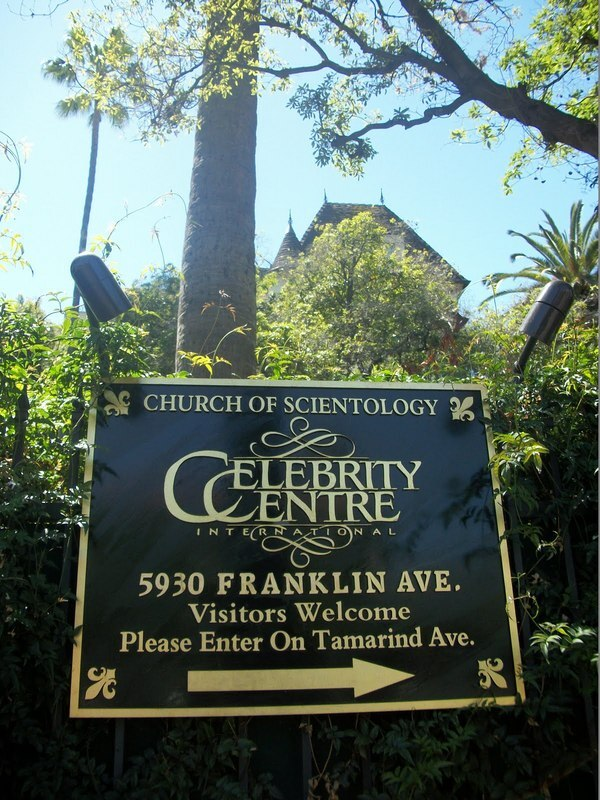 Scientology Celebrity Center today | Photo by Hadley Meares
