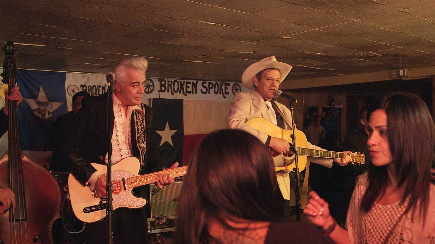 "Still from ""Honky Tonk Heaven"" episode of ""Reel South."""