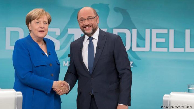 Germany Decides: Merkel & Schulz