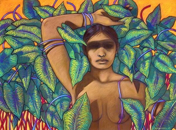 El Jardin, Judithe Hernandez