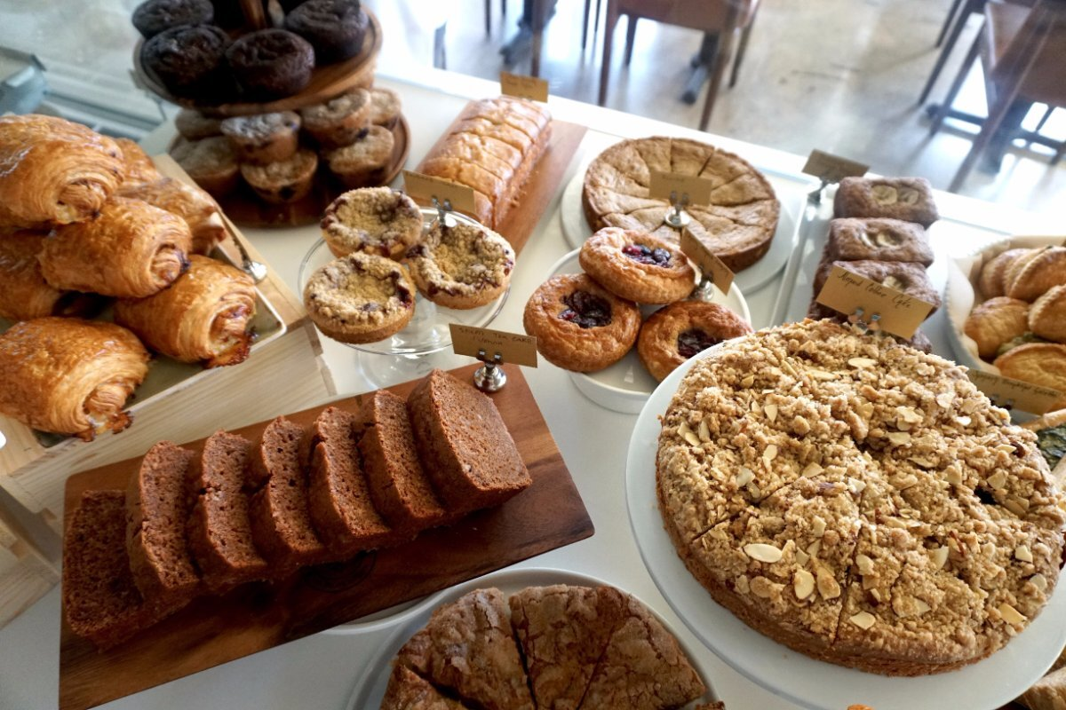 Pastries at Friends & Family | Jules Exum