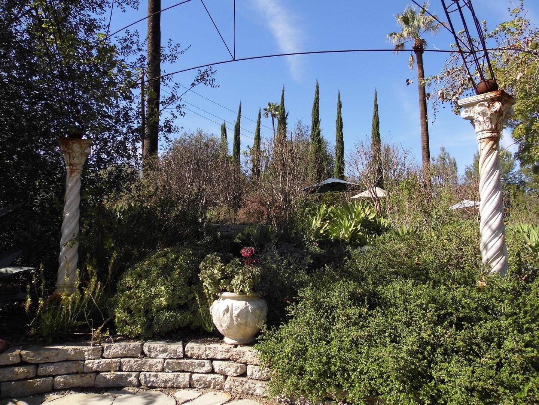 The water wise garden in Arlington Garden   Sandi Hemmerlein