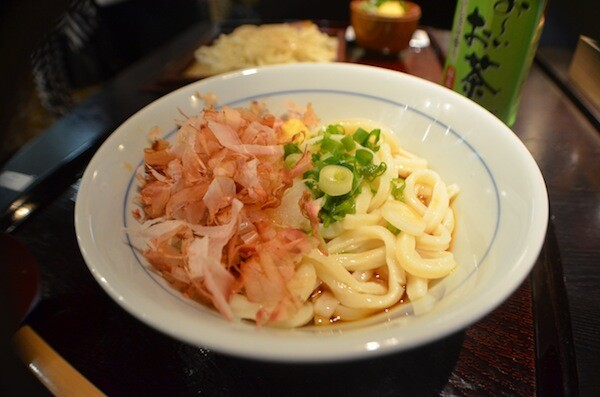 Affordable udon   Photo by Clarissa Wei