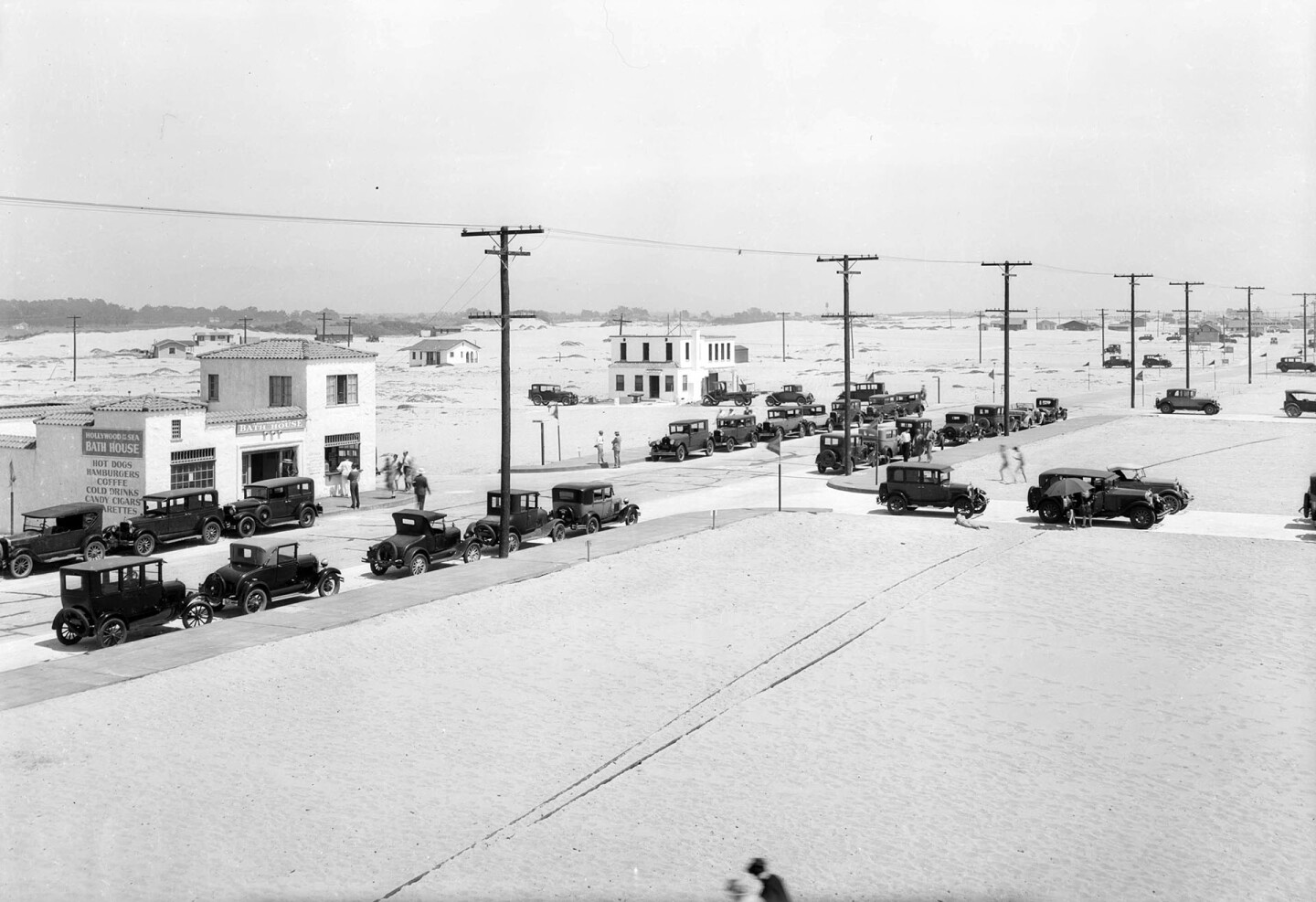 Hollywood-by-the-Sea in 1929. Courtesy of the USC Libraries - Dick Whittington Photography Collection.