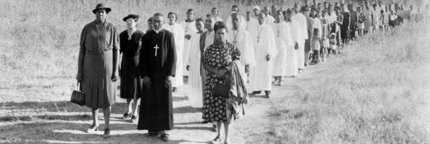The Blood of Jesus, 1941. USA. Directed by Spencer Williams   Courtesy Sack Amusement Enterprises/Photofest and California African American Museum