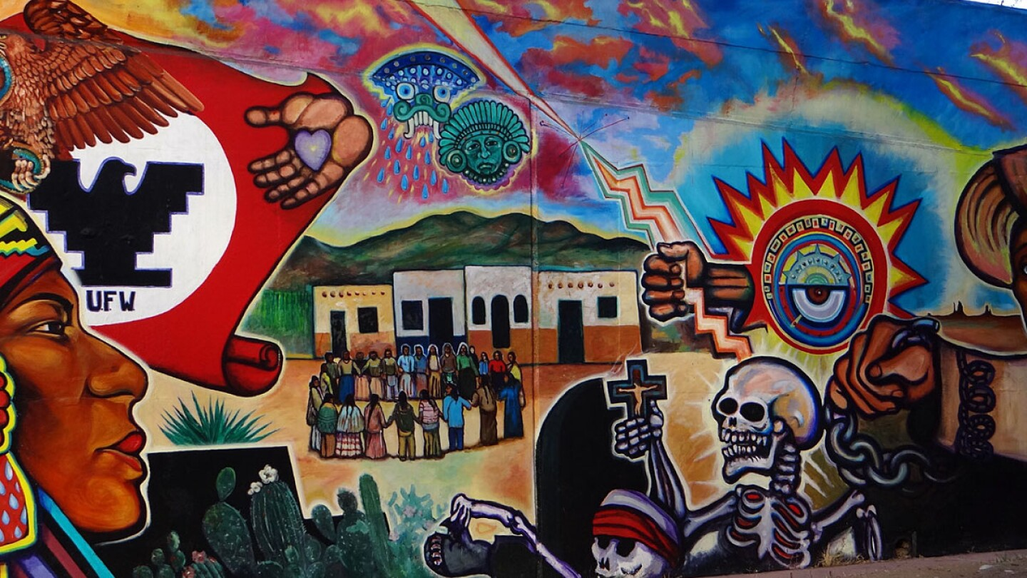 Chicano Park mural