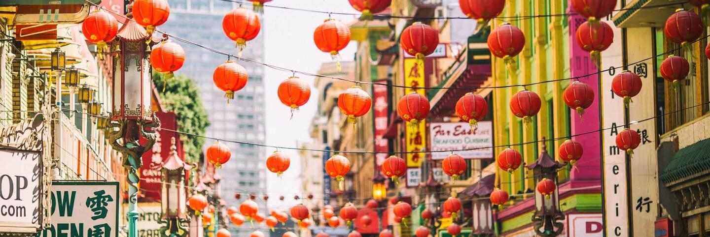 Chinatown in San Francisco | Thomas Hawk via Flickr