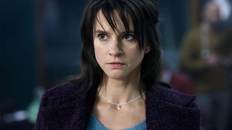 "Melinda Kinnaman plays Inger Johanne in ""Modus."""
