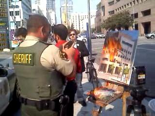 L.A. Sheriff | Photo: Courtesy of Alex Schaefer.