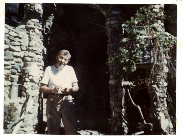 """Arthur """"Art """" Beal in the 1970s. 