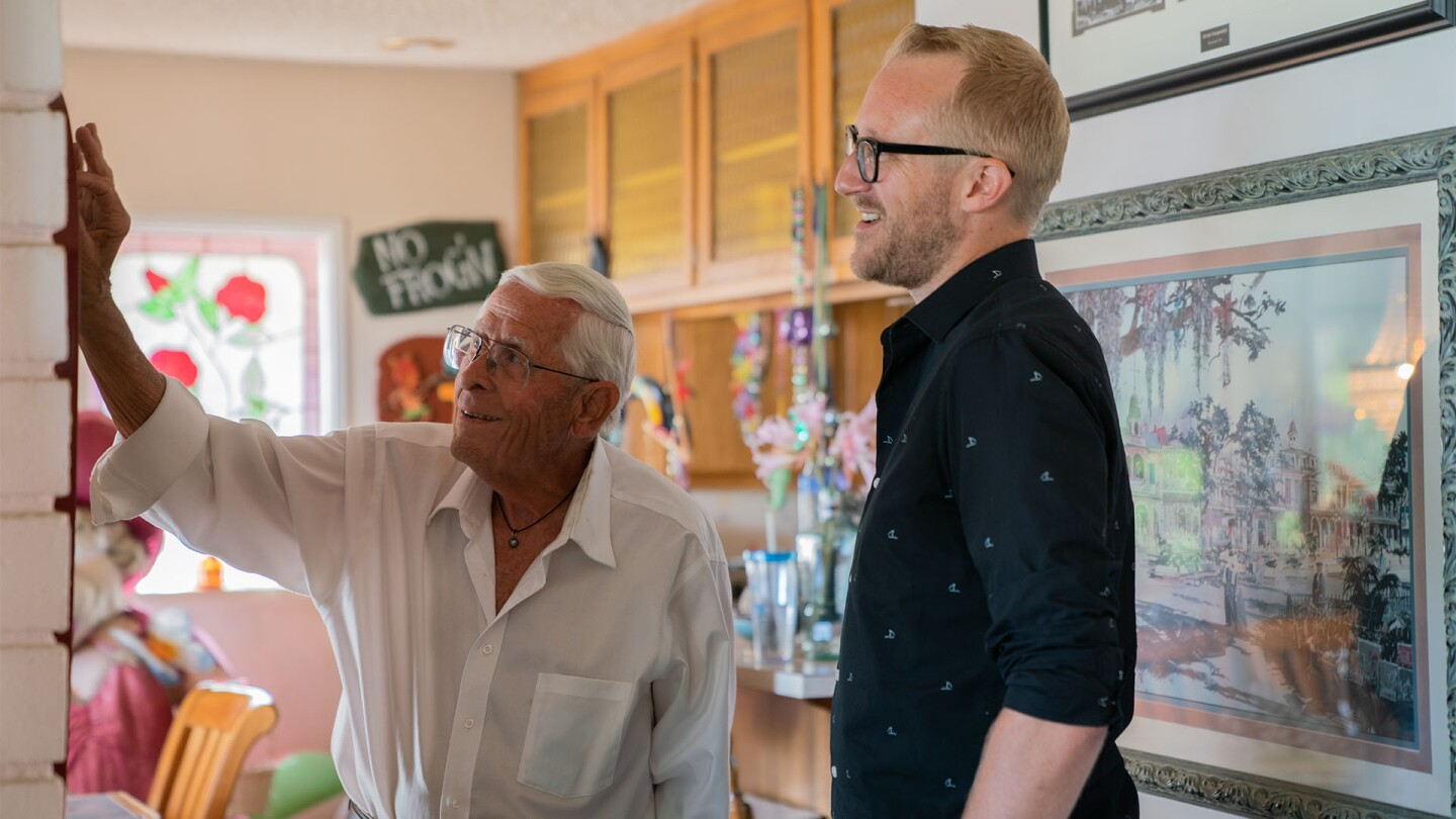 In conversation with original Imagineer Bob Gurr | Katie Noonan