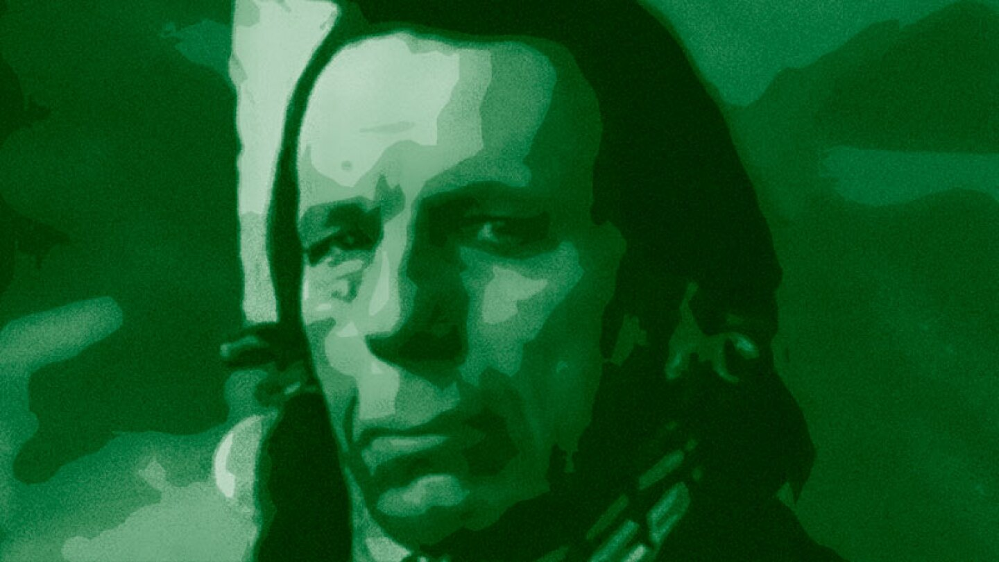 Iron Eyes Cody, born the Sicilian Actor TK, provides a convenient example of the Ecological Indian stereotype.