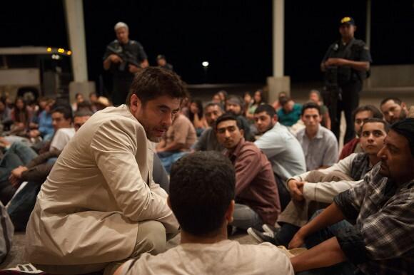 """Benicio Del Toro as Alejandro in """"Sicario.""""   Photo: Richard Foreman."""