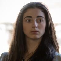 "Soprano Emma MacKenzie in ""Vireo"""