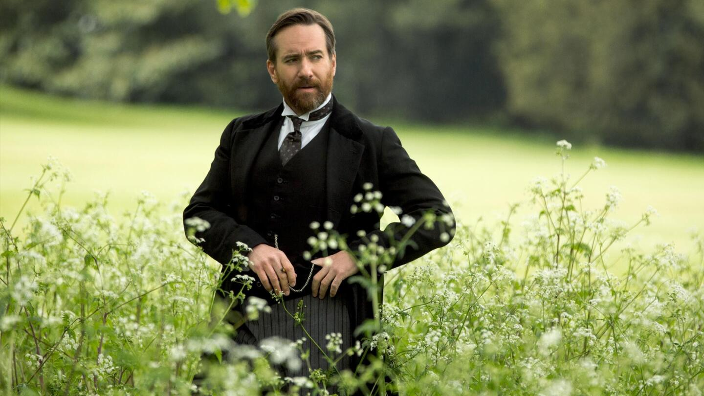 "Matthew Macfadyen plays Henry Wilcox in Masterpiece's ""Howards End."" 