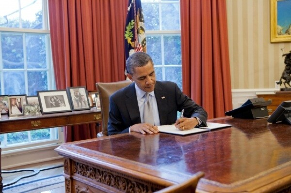 President Barack Obama used the Antiquities Act to form Fort Ord National Monument on the Central Coast of California. | Photo: Courtesy The White House