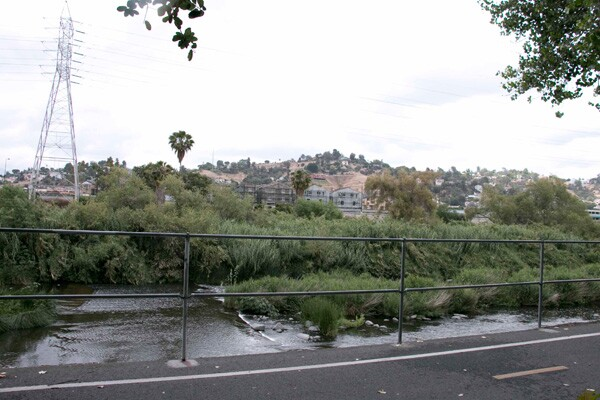 WCCW is located adjacent to the L.A. River in Elysian Valley   Photo: Carren Jao
