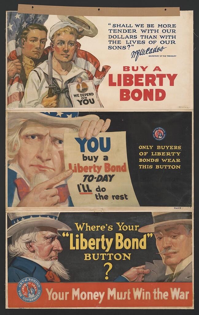 """""""Buy a Liberty Bond"""""""