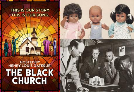 Black Church collage