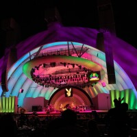 Hollywood Bowl on June 9, 2019 during the Playboy Jazz Festival   Karen Foshay