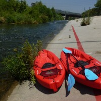 The Los Angeles River (3)