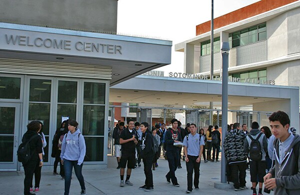 The Sotomayor Learning Academies, home of the L.A. River School, welcomes the neighborhood