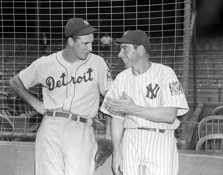 Greenberg and DiMaggio
