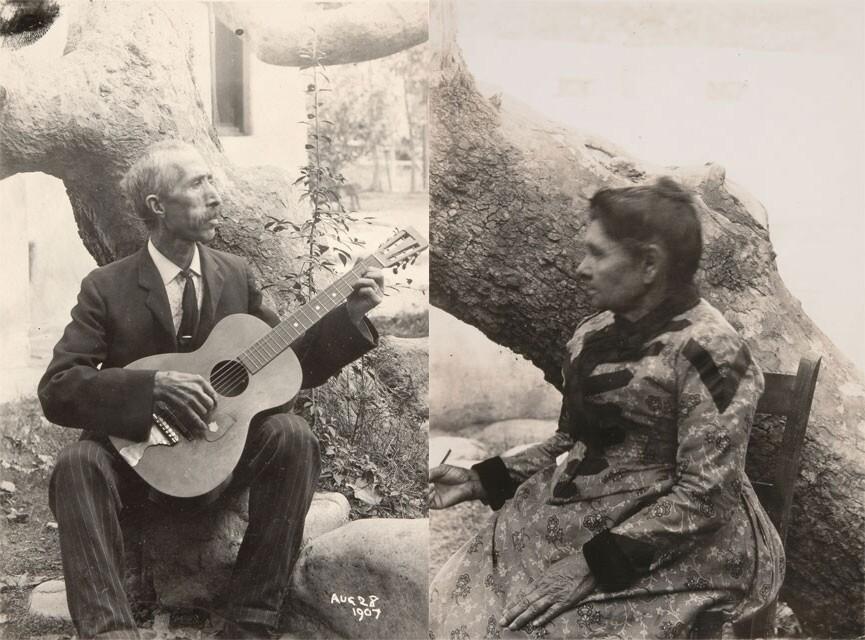 Spanish Songs of Old California - Francisco Amate and Adalaida Kamp
