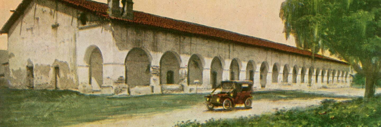 El Camino Real in San Fernando