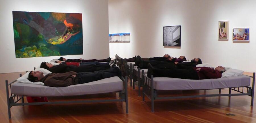 Jenny Yurshansky, The Pillowcase Study A Pathology of Monsters, 2009
