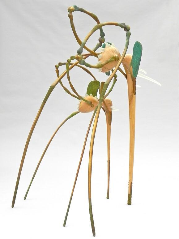 """Loxodonta Daliensis"" by Adon Valenziano   Courtesy of Central Coast Sculptors Group"